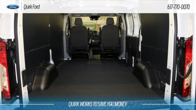 2018 Transit 150 Low Roof, Cargo Van #F106221 - photo 2