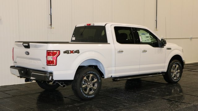 2018 F-150 SuperCrew Cab 4x4,  Pickup #F106240 - photo 2