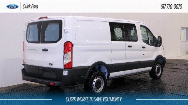 2018 Transit 250 Low Roof 4x2,  Empty Cargo Van #F106359 - photo 3