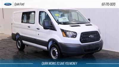 2018 Transit 250 Low Roof 4x2,  Empty Cargo Van #F106359 - photo 1