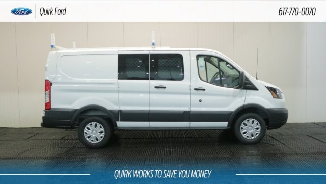 2018 Transit 250 Low Roof 4x2,  Adrian Steel Upfitted Cargo Van #F106370 - photo 4