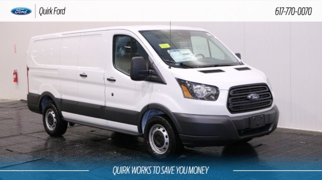 2018 Transit 150 Low Roof 4x2,  Empty Cargo Van #F106402 - photo 1