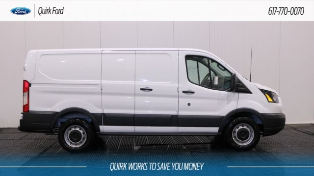 2018 Transit 150 Low Roof 4x2,  Empty Cargo Van #F106402 - photo 4