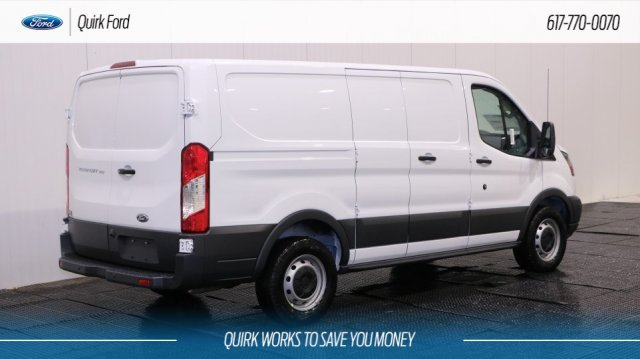 2018 Transit 150 Low Roof, Cargo Van #F106402 - photo 3