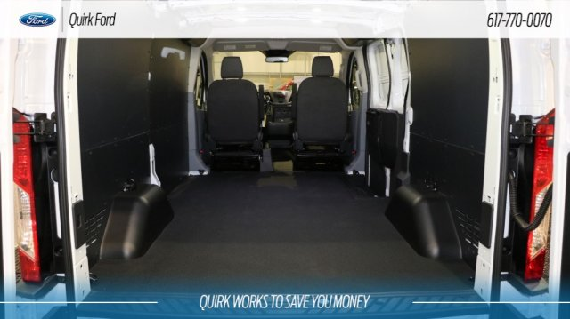2018 Transit 150 Low Roof, Cargo Van #F106402 - photo 2