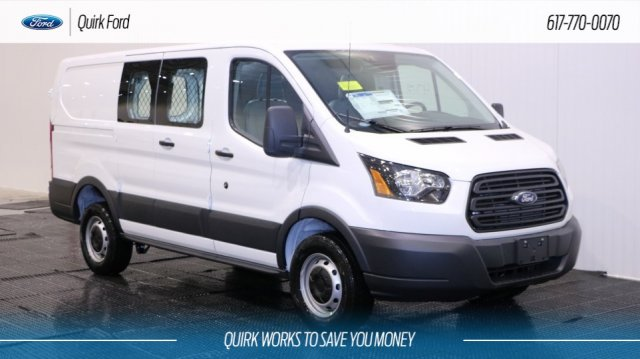 2018 Transit 250 Low Roof 4x2,  Empty Cargo Van #F106403 - photo 1