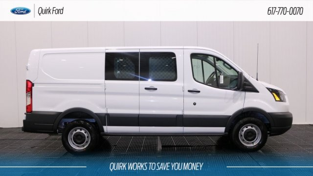 2018 Transit 250 Low Roof 4x2,  Empty Cargo Van #F106403 - photo 4