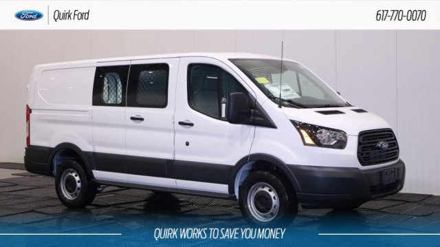 2018 Transit 250 Low Roof,  Adrian Steel Upfitted Cargo Van #F106405 - photo 1