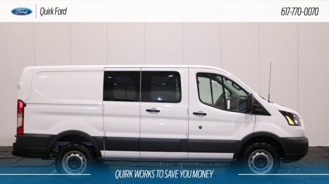 2018 Transit 250 Low Roof 4x2,  Empty Cargo Van #F106405 - photo 3