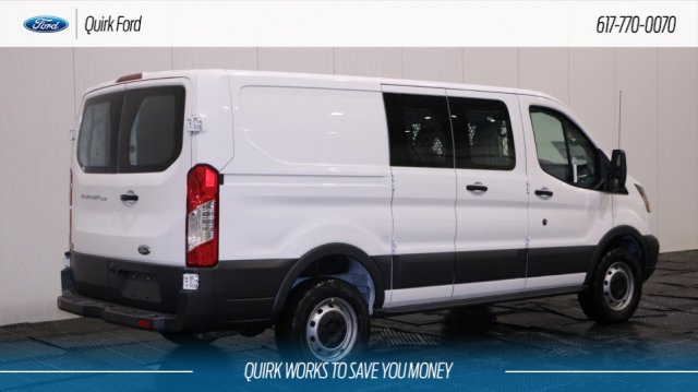 2018 Transit 250 Low Roof 4x2,  Empty Cargo Van #F106405 - photo 4