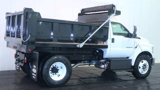 2018 F-650 Regular Cab DRW, Galion Dump Body #F106509 - photo 2