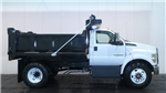 2018 F-650 Regular Cab DRW 4x2,  Galion 400U Dump Body #F106509 - photo 3
