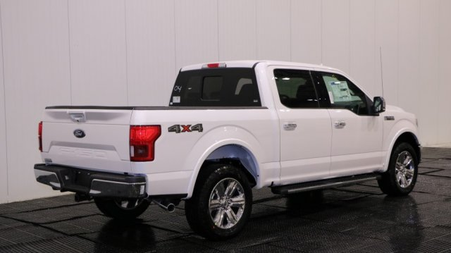 2018 F-150 SuperCrew Cab 4x4,  Pickup #F106521 - photo 2