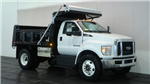 2018 F-650 Regular Cab DRW, Rugby Dump Body #F106533 - photo 1