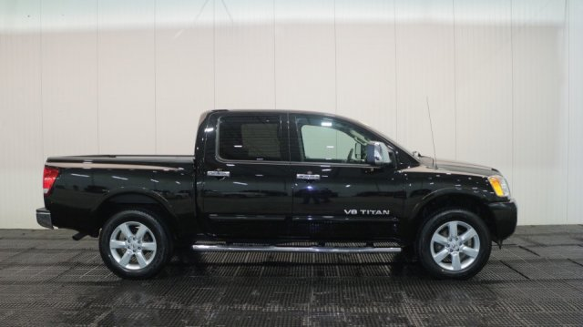 2014 Titan Crew Cab, Pickup #F106562-1 - photo 3
