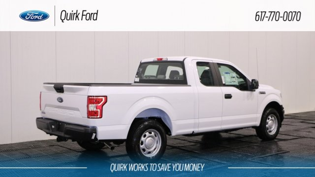 2018 F-150 Super Cab 4x2,  Pickup #F106566 - photo 2