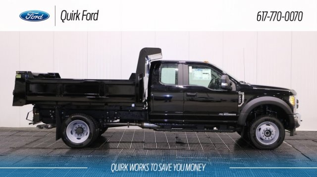2017 F-550 Super Cab DRW 4x4, Rugby Dump Body #F106574 - photo 3