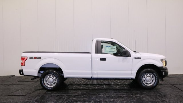 2018 F-150 Regular Cab 4x4,  Pickup #F106613 - photo 3
