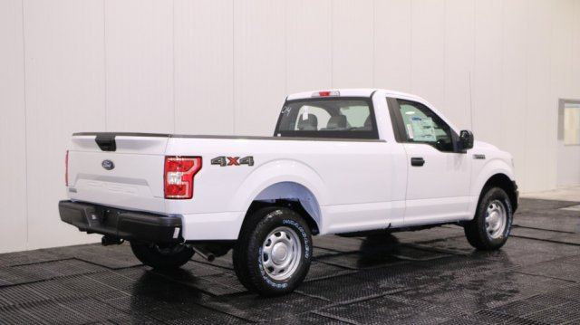 2018 F-150 Regular Cab 4x4,  Pickup #F106613 - photo 2