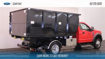 2018 F-550 Regular Cab DRW 4x4,  Switch N Go Roll-Off Body #F106619 - photo 2