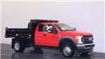 2018 F-550 Super Cab DRW 4x4,  Reading Dump Body #F106620 - photo 1