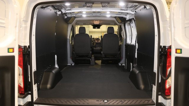 2018 Transit 150 Low Roof, Cargo Van #F106642 - photo 2