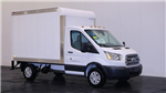 2018 Transit 350, Dejana Truck & Utility Equipment Cutaway Van #F106654 - photo 1