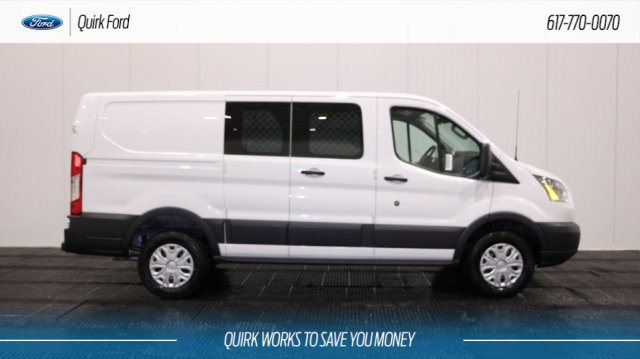 2018 Transit 250 Low Roof 4x2,  Empty Cargo Van #F106655 - photo 4