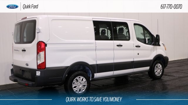 2018 Transit 250 Low Roof 4x2,  Empty Cargo Van #F106655 - photo 3