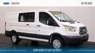 2018 Transit 250 Low Roof 4x2,  Empty Cargo Van #F106655 - photo 1