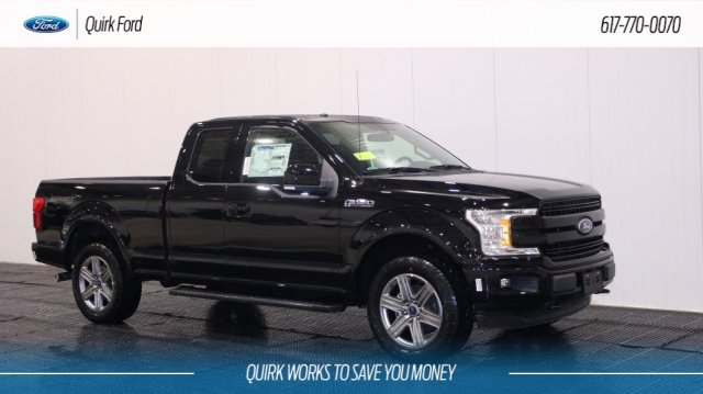 2018 F-150 Super Cab 4x4,  Pickup #F106702 - photo 1