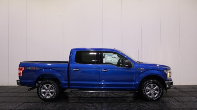 2018 F-150 SuperCrew Cab 4x4,  Pickup #F106809 - photo 3