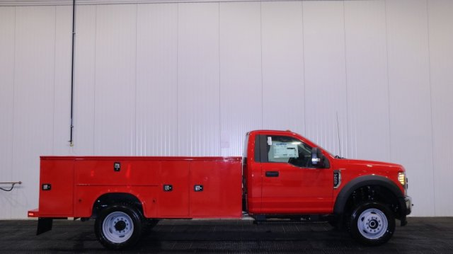 2017 F-550 Regular Cab DRW 4x4,  Knapheide Service Body #F106824 - photo 3