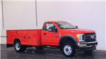 2017 F-550 Regular Cab DRW 4x4, Knapheide Service Body #F106824 - photo 1