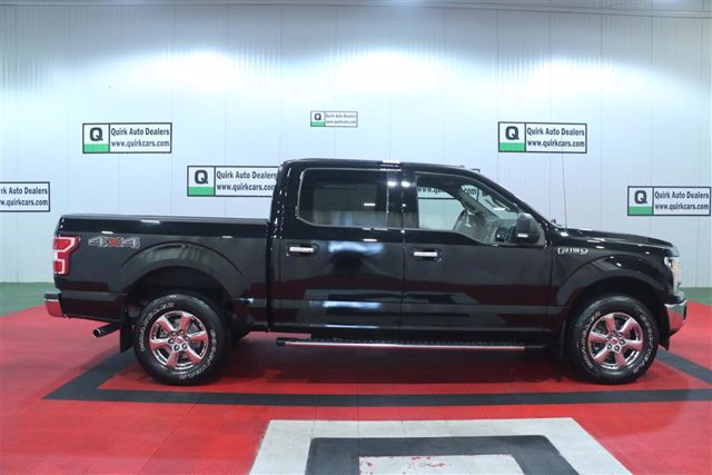 2018 F-150 SuperCrew Cab 4x4,  Pickup #F106830 - photo 3