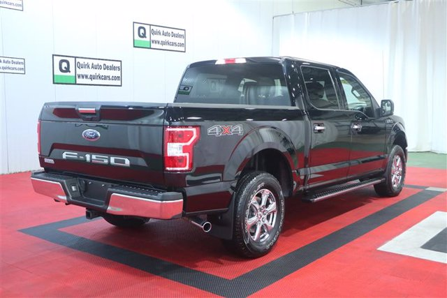 2018 F-150 SuperCrew Cab 4x4,  Pickup #F106830 - photo 2