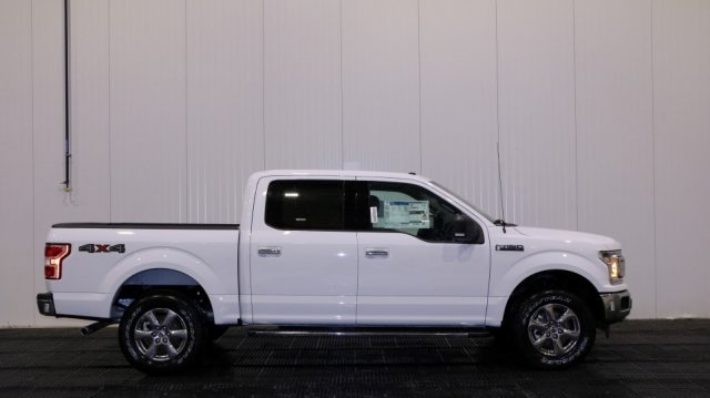 2018 F-150 SuperCrew Cab 4x4,  Pickup #F106832 - photo 3