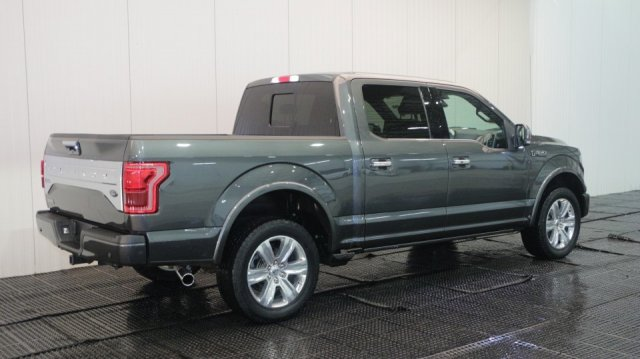 2016 F-150 SuperCrew Cab 4x4, Pickup #F106842-1 - photo 2