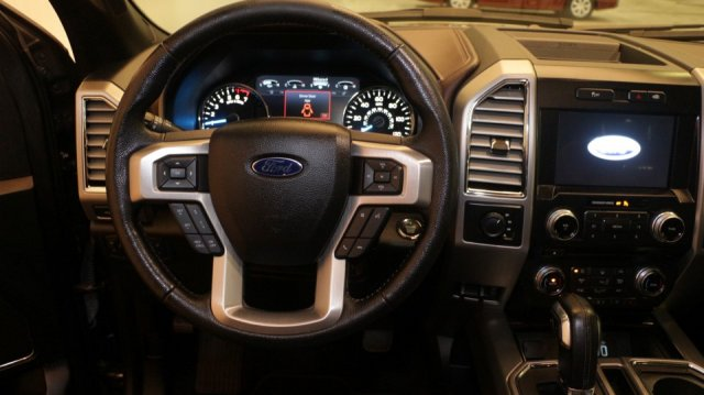 2016 F-150 SuperCrew Cab 4x4, Pickup #F106842-1 - photo 8