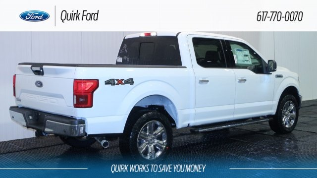 2018 F-150 SuperCrew Cab 4x4,  Pickup #F106888 - photo 2