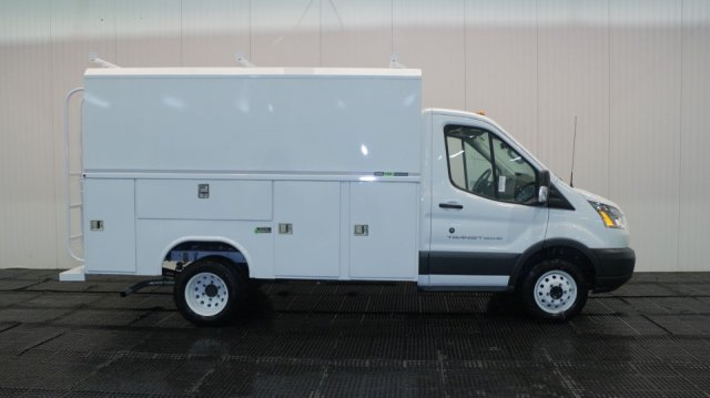 2018 Transit 350 HD DRW, Reading Service Utility Van #F106895 - photo 3