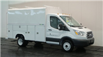 2018 Transit 350 HD DRW, Reading Service Utility Van #F106895 - photo 1