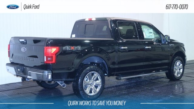 2018 F-150 SuperCrew Cab 4x4,  Pickup #F106939 - photo 2