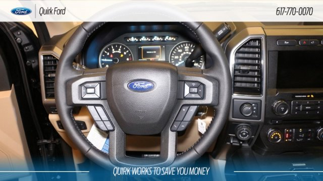 2018 F-150 SuperCrew Cab 4x4,  Pickup #F106939 - photo 8