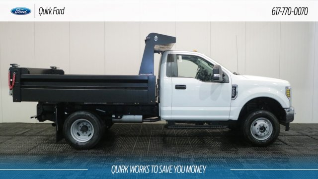 2018 F-350 Regular Cab DRW 4x4,  Duramag Dump Body #F107410 - photo 3