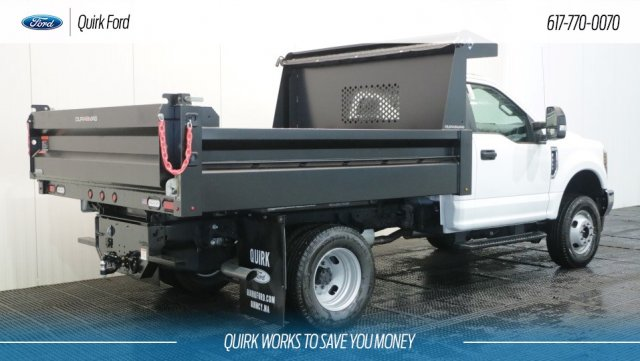 2018 F-350 Regular Cab DRW 4x4,  Duramag Dump Body #F107410 - photo 2