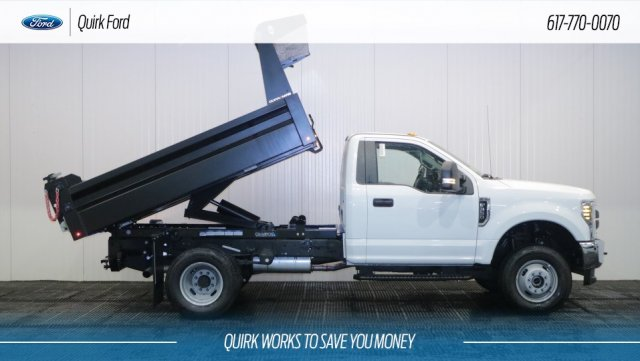 2018 F-350 Regular Cab DRW 4x4,  Duramag Dump Body #F107410 - photo 4