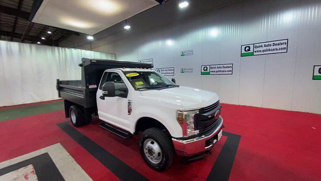 2018 F-350 Regular Cab DRW 4x4,  Duramag Dump Body #F107411 - photo 3