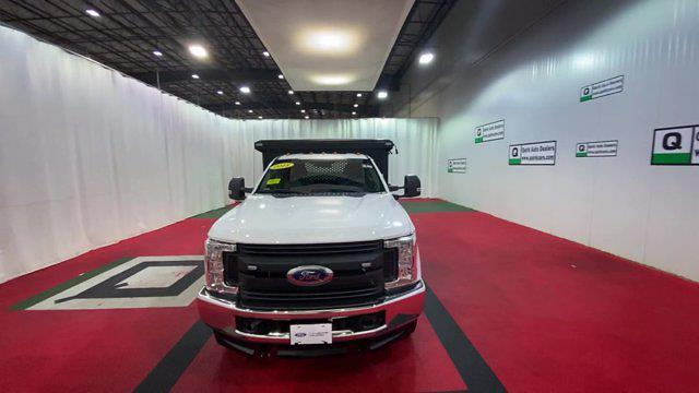 2018 F-350 Regular Cab DRW 4x4,  Duramag Dump Body #F107411 - photo 2