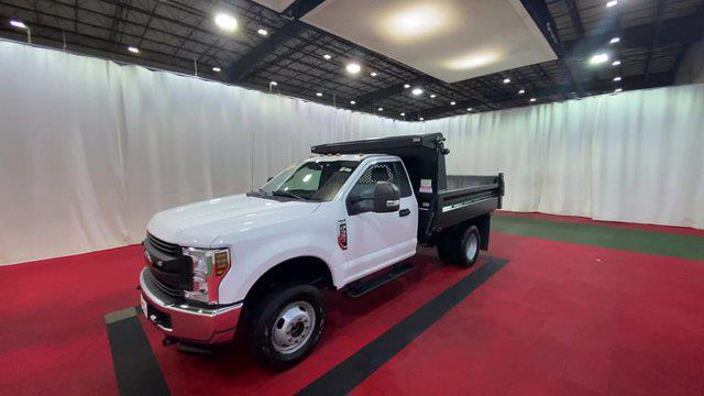 2018 F-350 Regular Cab DRW 4x4,  Duramag Dump Body #F107411 - photo 4